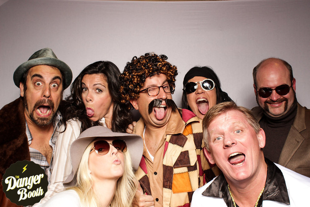 Photo Booth Rental Boston | #TeamRockport #MyDailyAdventure | The Danger Booth