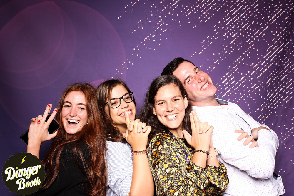 Conference Photo Booth | The Danger Booth | Best Open Air Photo Booth