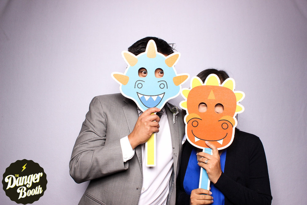 Wedding Photo Booth | The Danger Booth | Best Boston Photo Booth