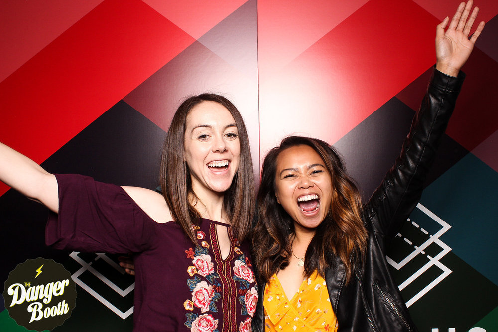 Conference Photo Booth | The Danger Booth | Best Boston Photo Booth