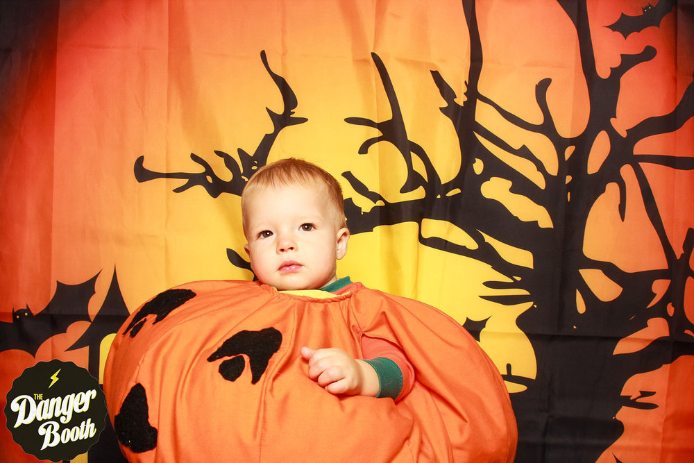 Halloween Party Photo Booth | The Danger Booth