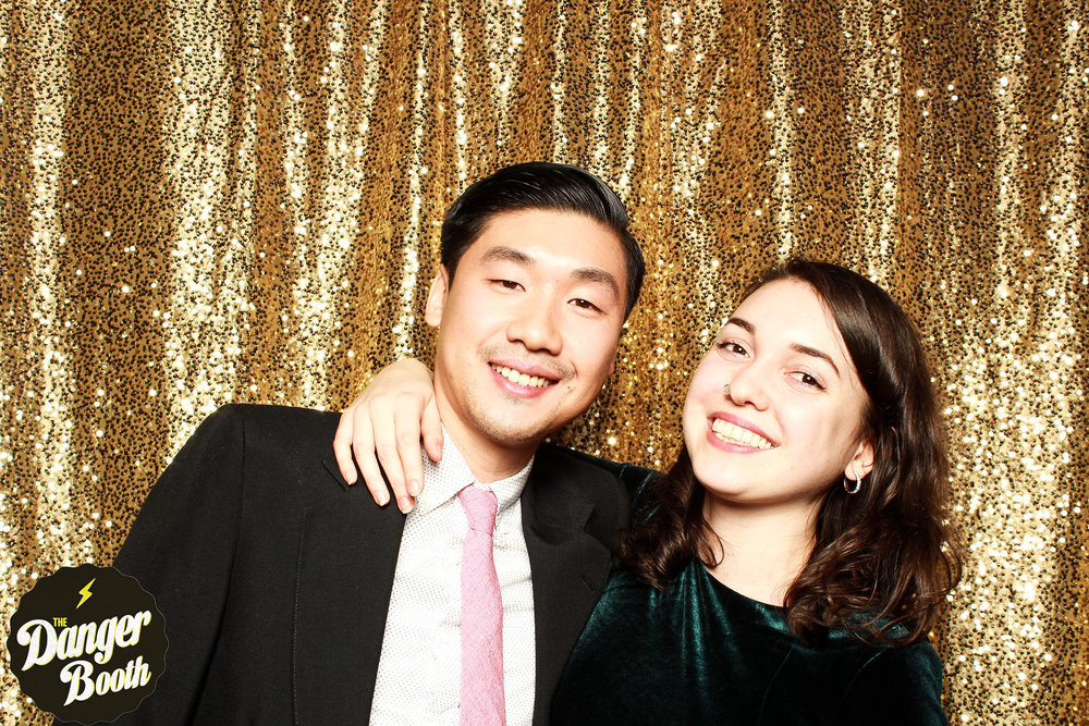 Wedding Photo Booth | The Danger Booth
