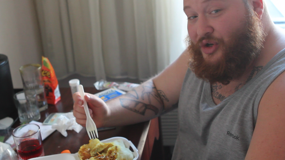 Action Bronson - Interview and Photography