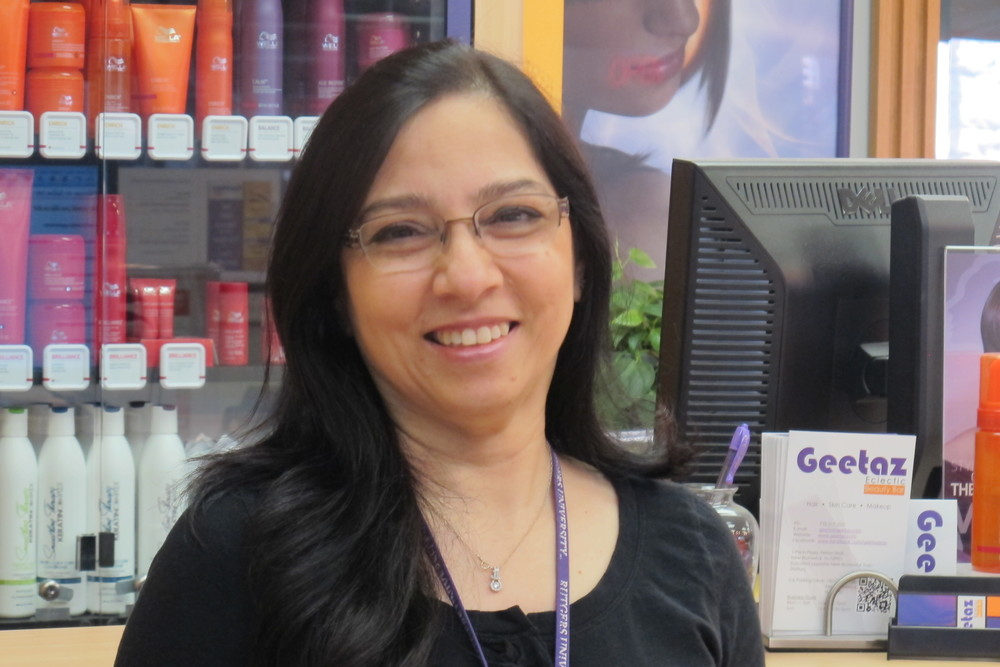Geeta Harjani