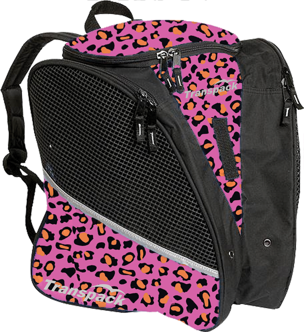 Pink/Orange Leopard   Style: 6682-18