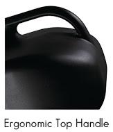 Ergonomic Top Handle