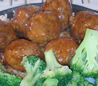 Sweet & Sour Meatballs: $9.95