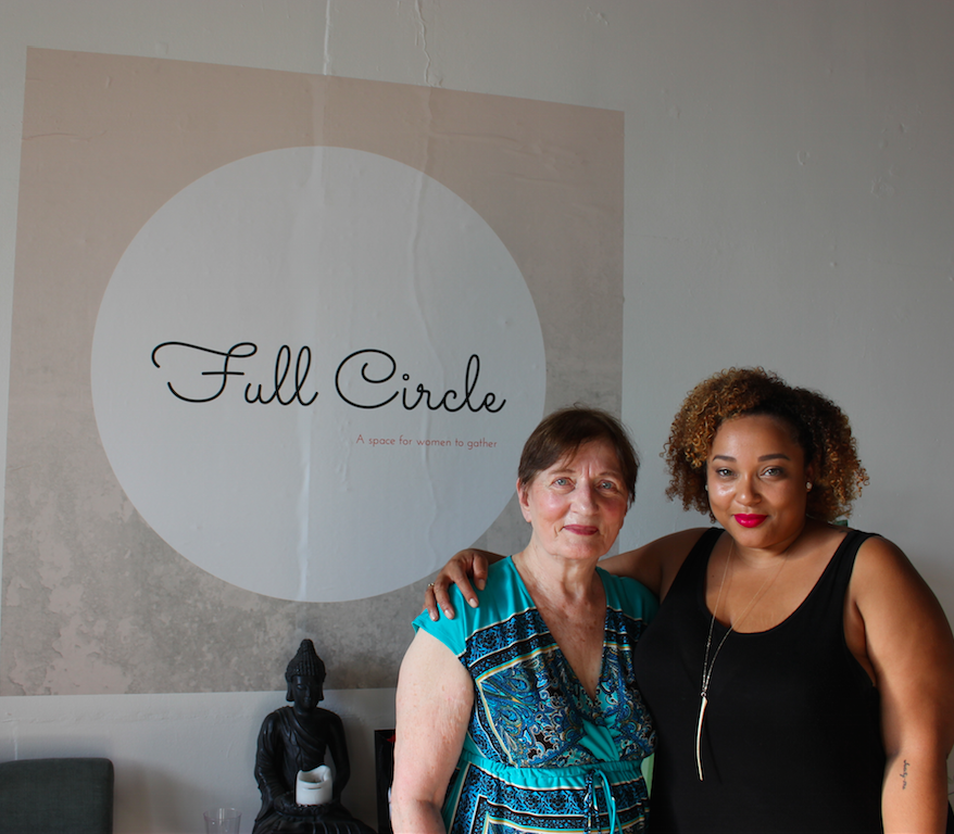 Full circle I: Donna Brown