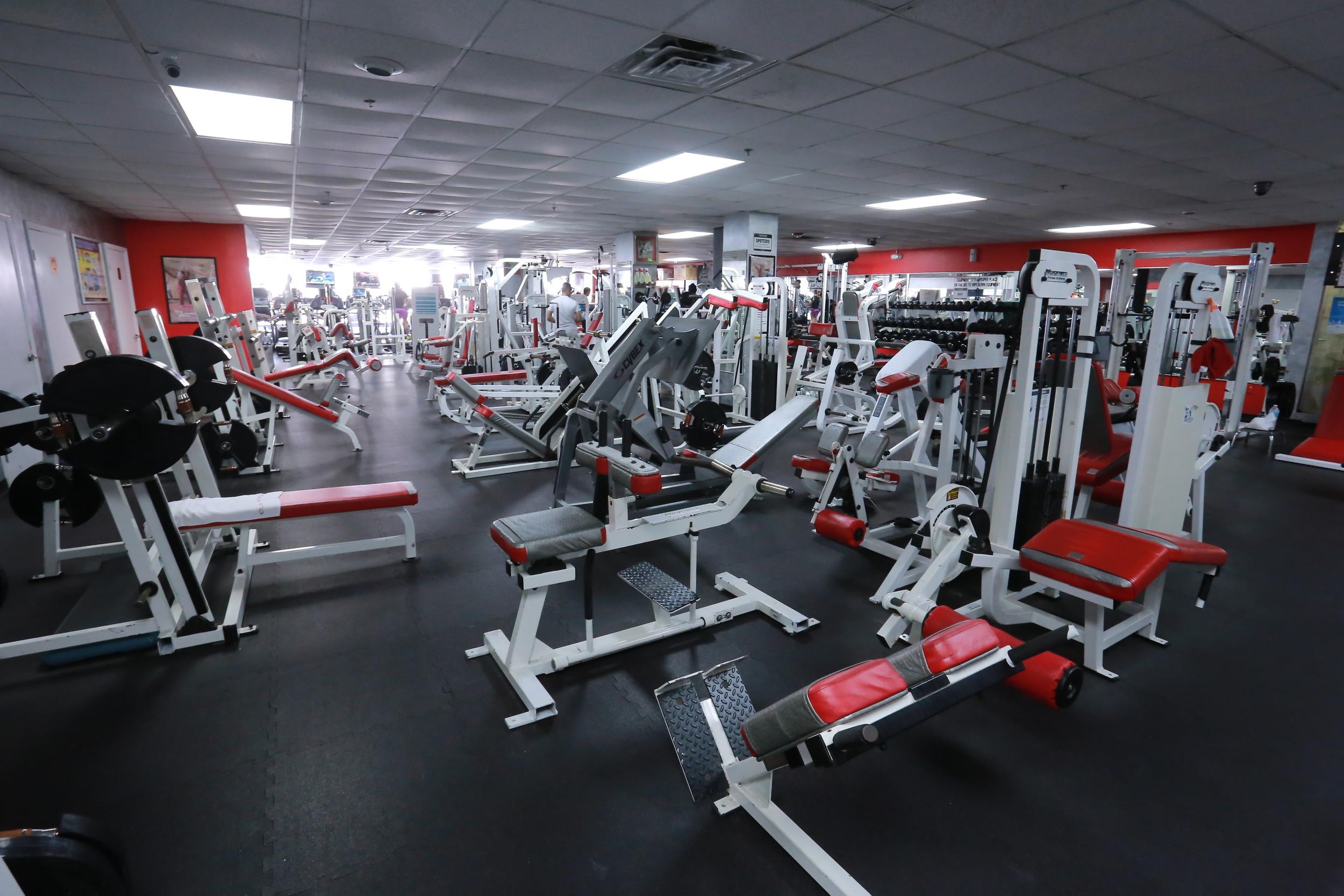 Gyms Near North Miami Beach Gym Zen