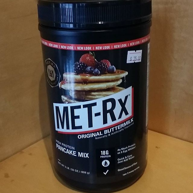 Original #metrx pancake mix is back! www.BeachBodyHealthClub.com #gymaddict #gymfreak #follow #beautiful #lifting #NoExcuses #fitness #beach #miamibeach #squats #health #miamibeachgym #bodybuilding