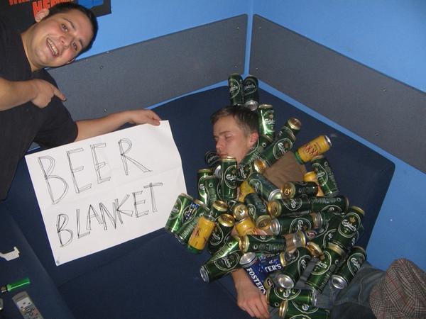 Beer Blanket