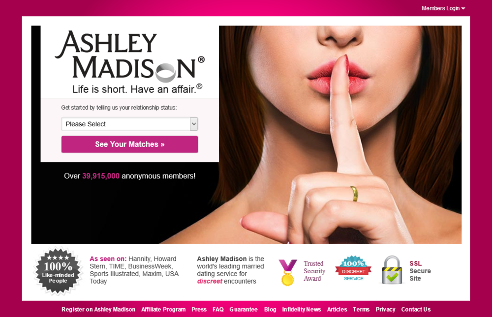 ashley madison reputation damage