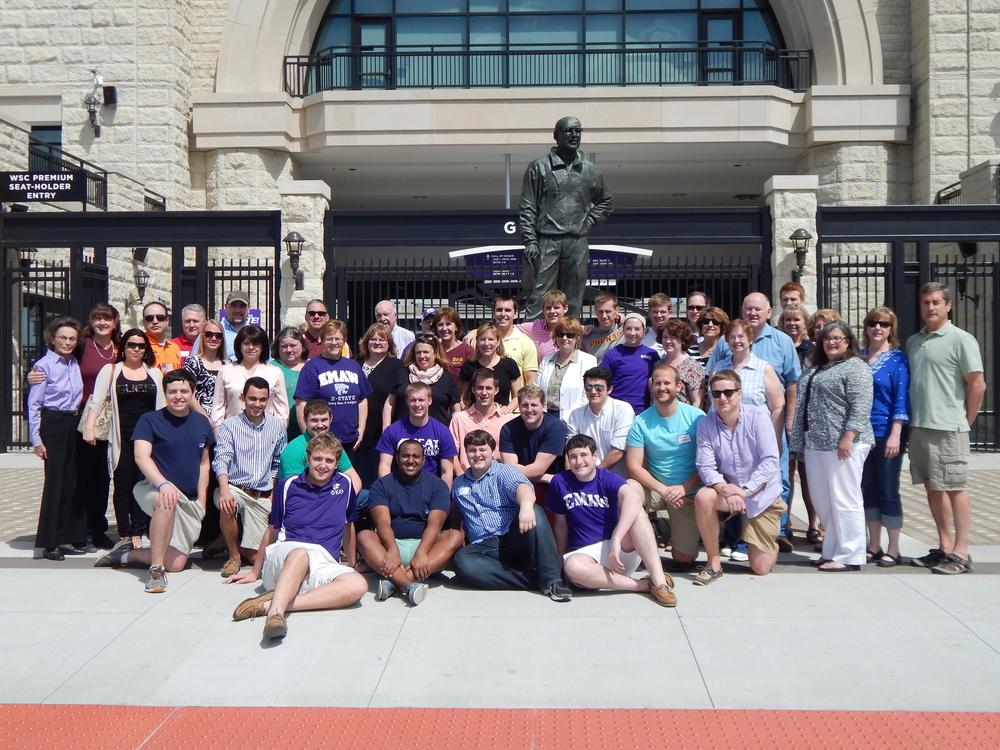 Bill Snyder Family Stadium Tour