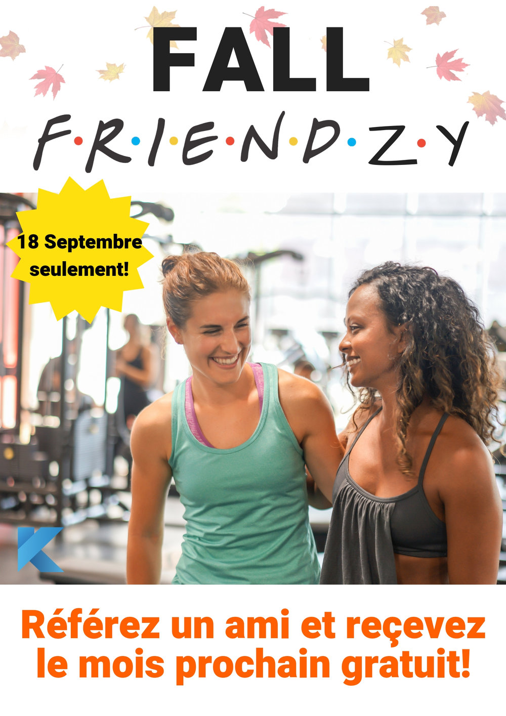 Refer a friend on Tuesday September 18th and get your next month absolutely FREE!!  Refer a friend below!