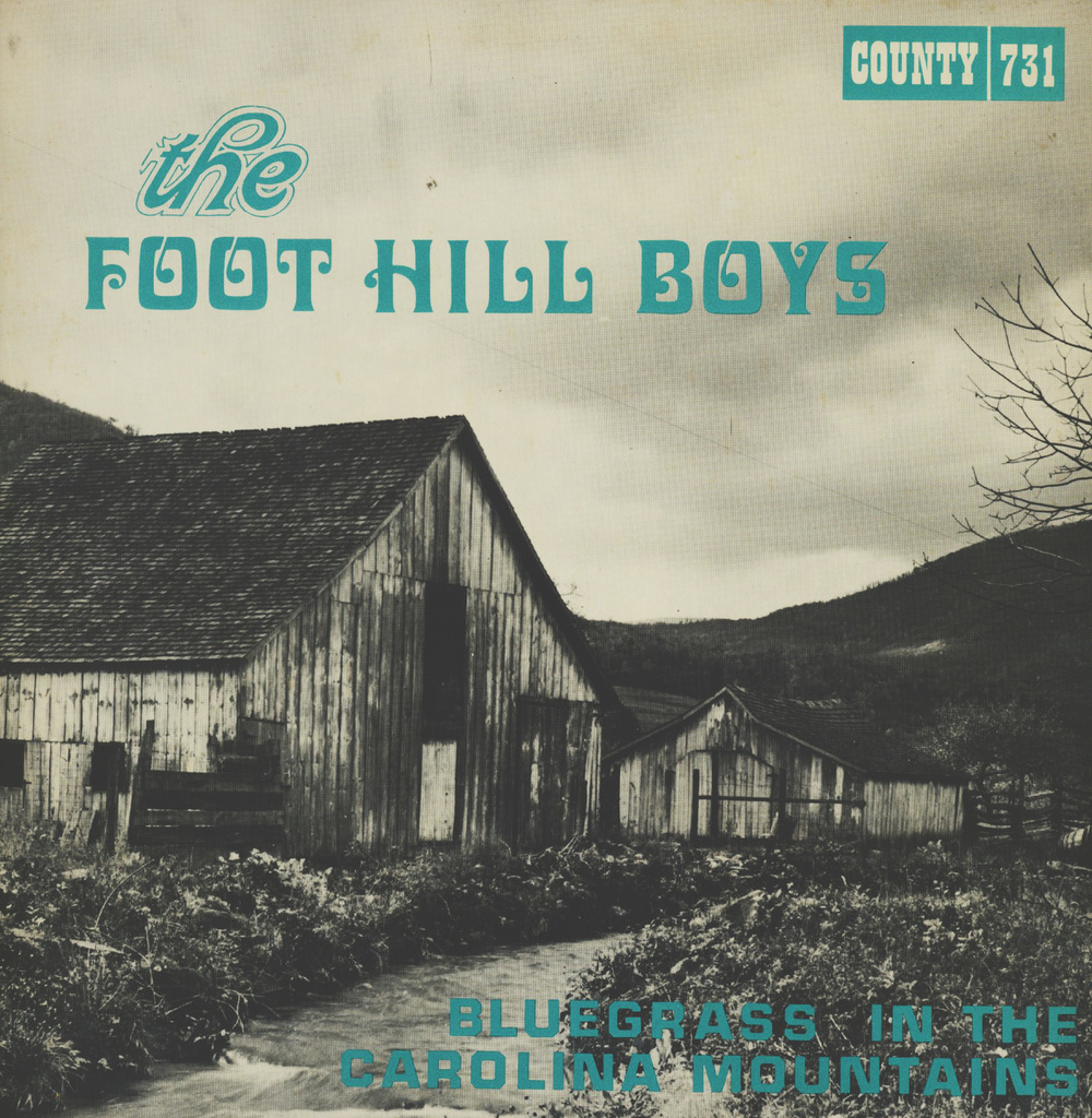 From the Archives:  Original recording of 12 tracks recorded in Mt. Airy, North Carolina by Charles Faurot and produced by David Freeman.  Donated by Henry Horrocks.