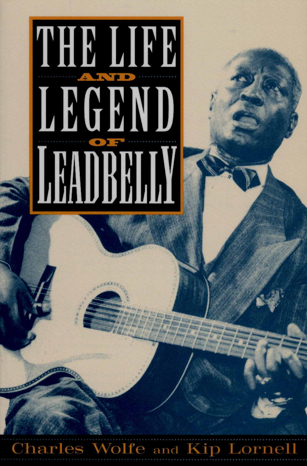 From the Archives:  Biography of blues musician, Leadbelly written by Charles Wolfe.  Museum Collection and Library.