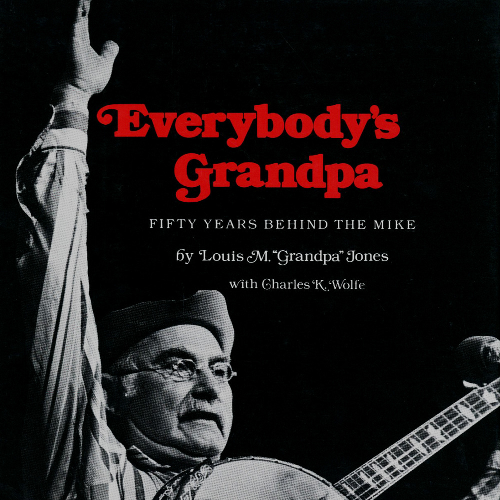 From the Archives:  Biography of musician Grandpa Jones.  Museum Collection and Library.