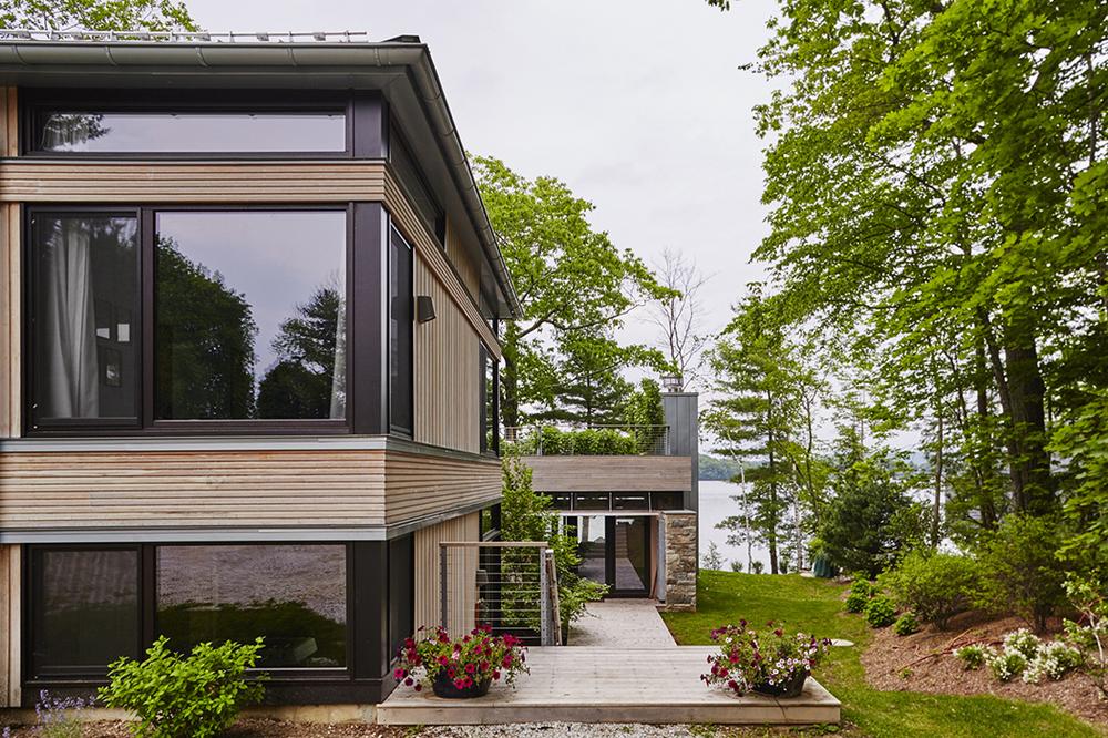 John Allee - Lake Wononscopomuc Residence, Lakeville, Connecticut