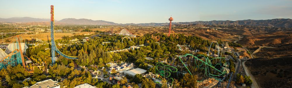 Six Flags Panorama