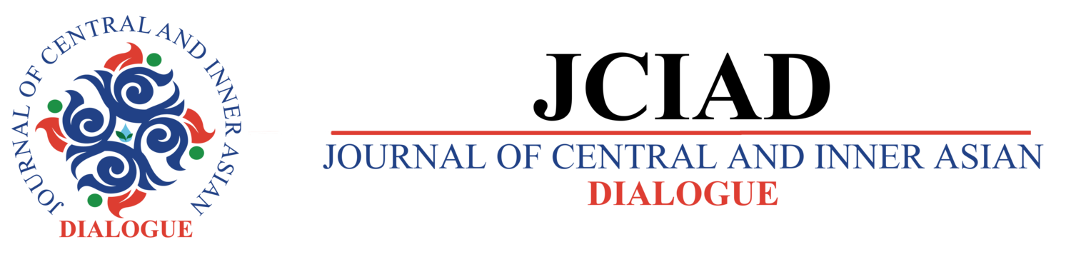 Journal of Central & Inner Asian Dialogue
