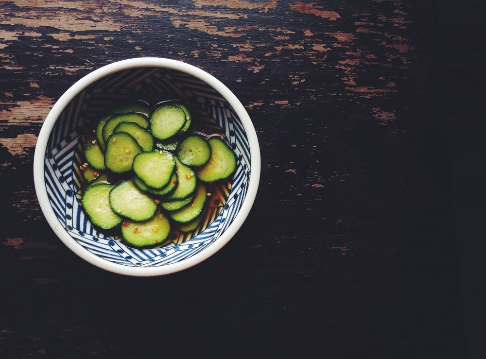 Pickled Chili Cucumber