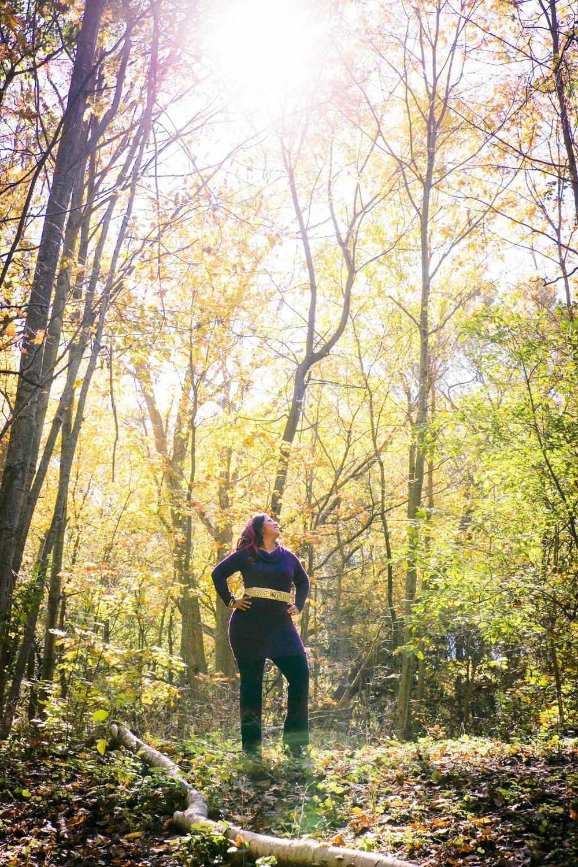 Sacha - Forest Goddess