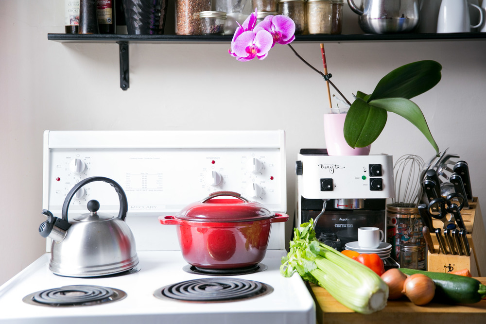 Sonja's kitchen