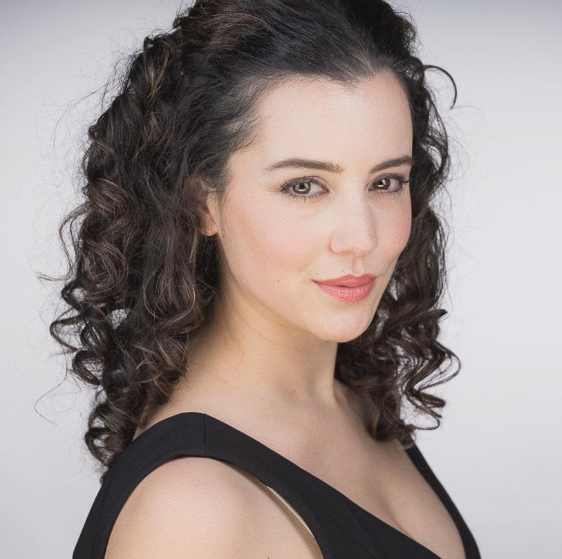Sarah Marina Portrait