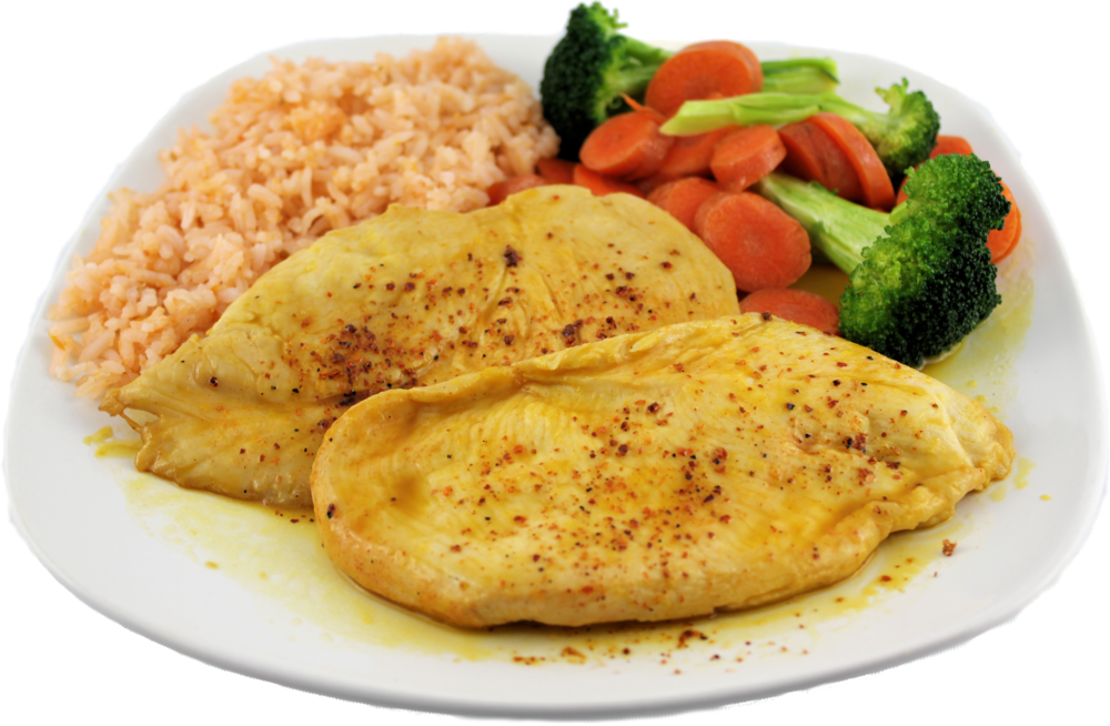 Citrus Chicken  Chicken breast sauteed in butter and garlic, glossed with lime & orange juices. $17.99