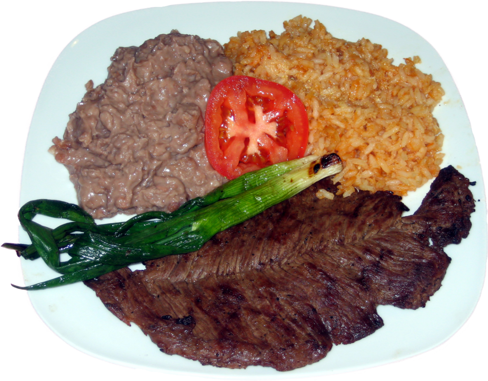 Carne Asada  The softest tenderized Ranchera steak in town. $18.99