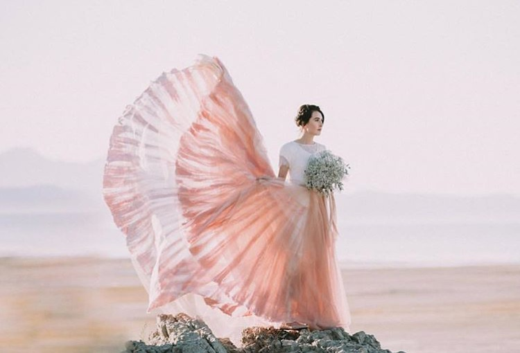 Photo: Parker Solum Pure Light Photography || Bride: Lauren Yeager