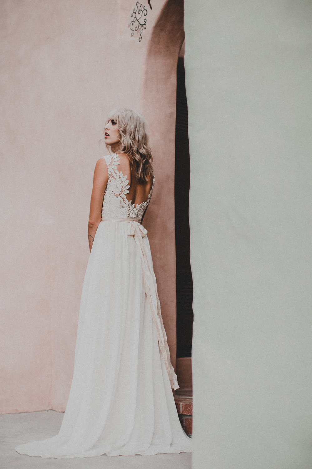 Carly by Chantel Lauren Wedding gown