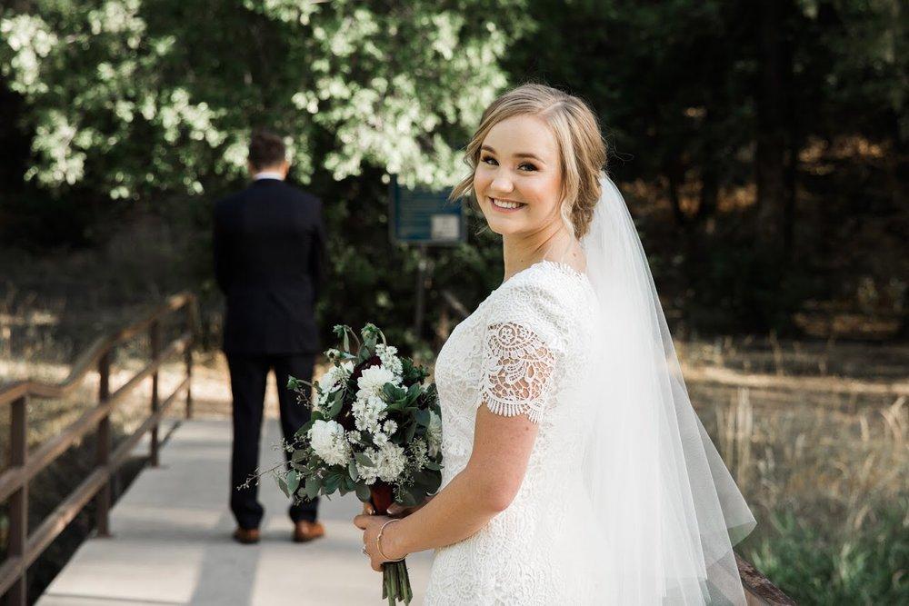 chantel lauren wedding gown emmylou modest dress