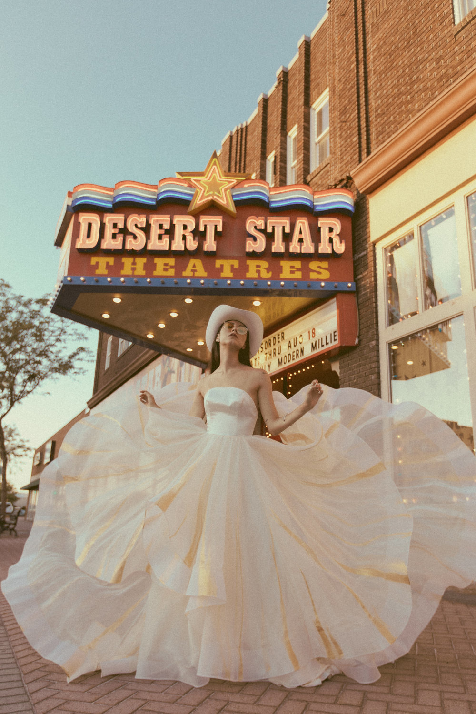 Chantel Lauren Jolene Wedding Gown