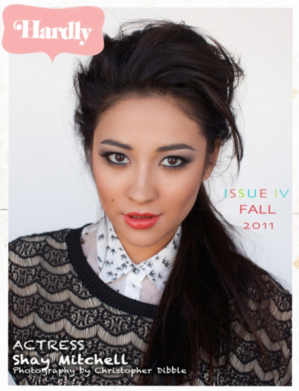 Hardly Magazine - Shay Mitchell