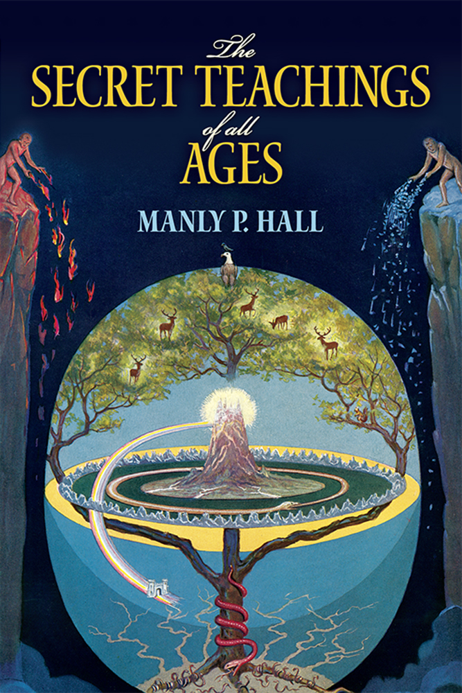 Published 1928, Manly P. Hall