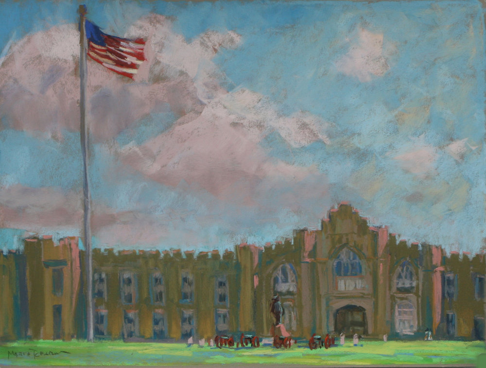 The Spirit of VMI by Maria Reardon
