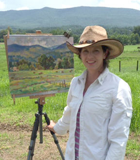 Painting on Bashaw Farm July 2015 Maria Reardon cropped.jpg