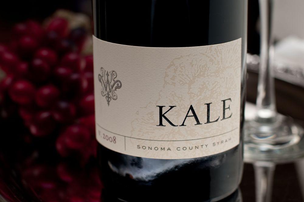 Kale 2008 Syrah Sonoma County