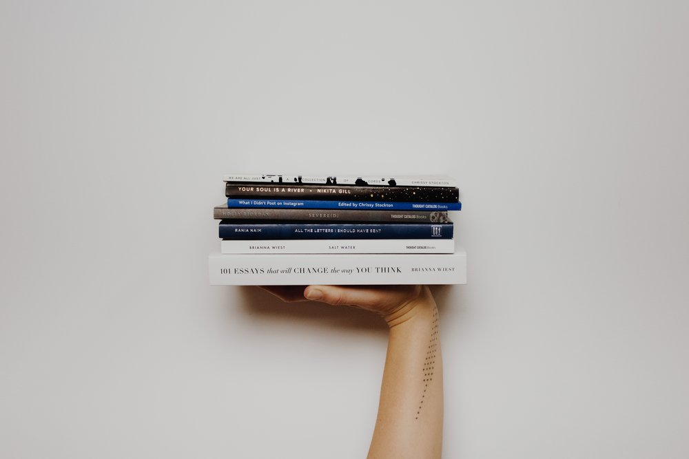 Tara's Bookshelf -