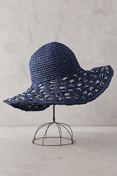 Malta Ribboned Sun Hat