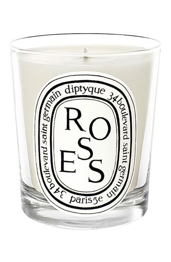 Diptyque Rose Scented Candle