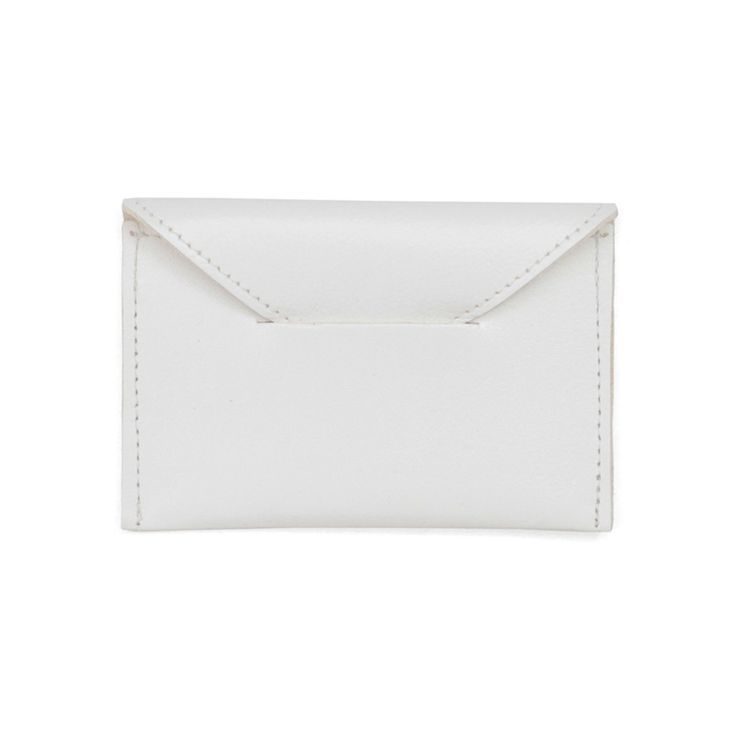Clare V. White Envelope Card Case