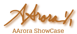 AArora ShowCase