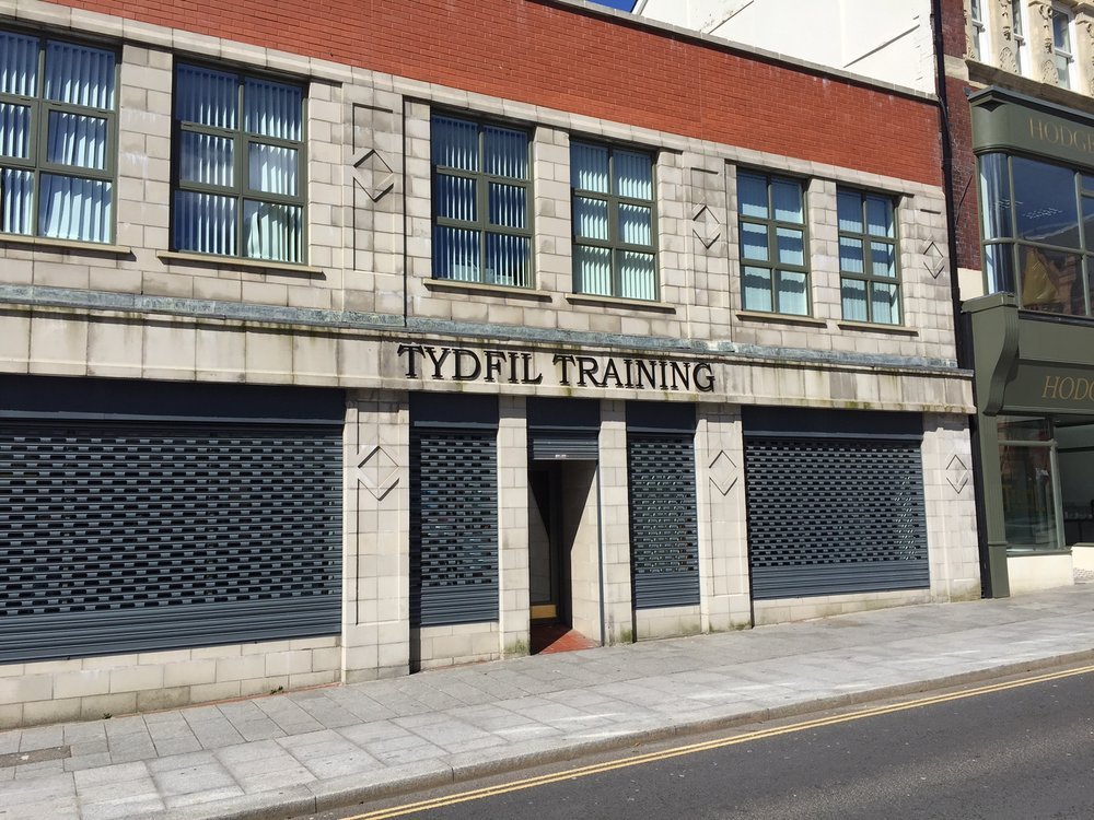 Tydfil Training Centre.JPG
