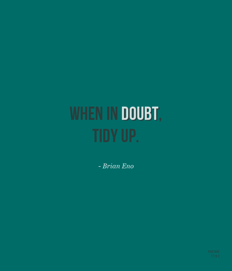 Brian Eno - When in doubt.jpg