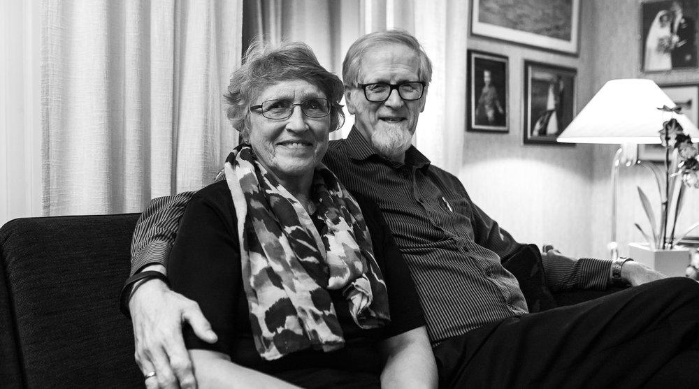 05 - Edith & Syvert Nørsett