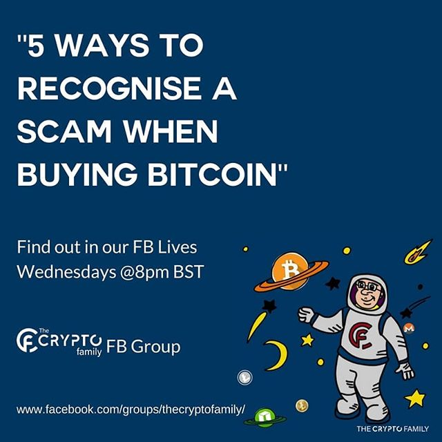 Join us live on FB tonight... You will need to join The Crypto Family (Open House) Facebook group. See you there 👍