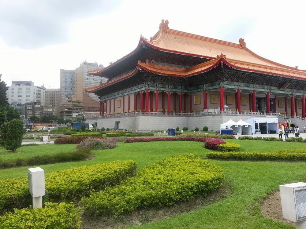 Chiang Kai-shek Memorial Plaza