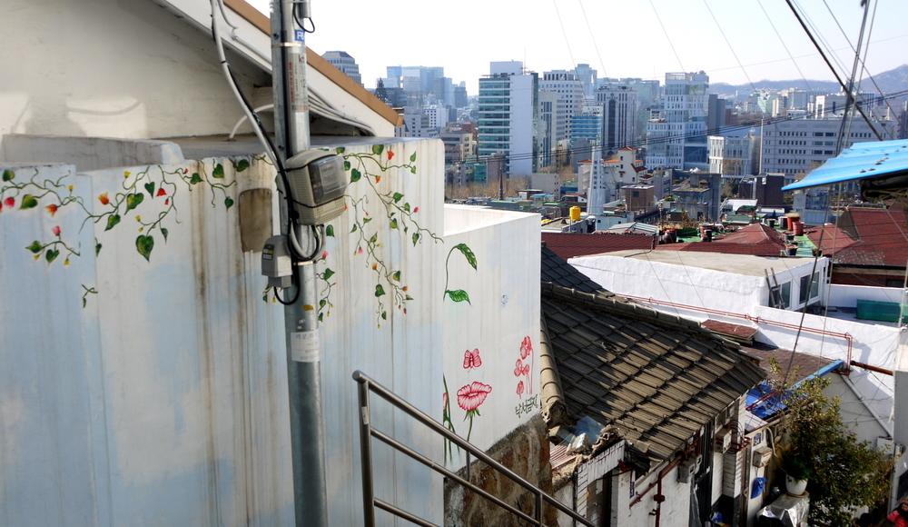 Ihwa Mural Village - Seoul